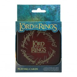 JEU DE CARTES LORD OF THE RINGS - Cartes à collectionner ou jouer au prix de 9,95 €