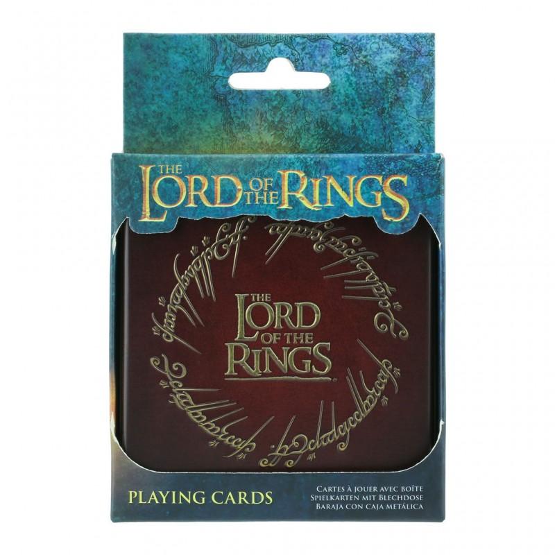 JEU DE CARTES LORD OF THE RINGS - Cartes à collectionner ou jouer au prix de 9,95€