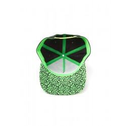 CASQUETTE NINTENDO YOSHI RUBBER PATCH - Casquettes au prix de 19,95€