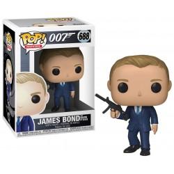 POP 007 JAMES BOND 688 JAMES BOND QUANTUM OF SOLACE - Figurines POP au prix de 14,95€