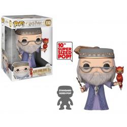 POP HARRY POTTER 110 DUMBLEDORE 10 POUCES - Figurines POP au prix de 39,95€