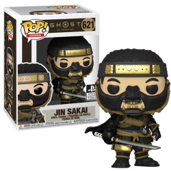 POP GHOST OF TSUSHIMA 621 JIN SAKAI - Figurines POP au prix de 14,95 €