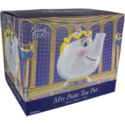 THEIERE DISNEY LA BELLE ET LA BETE MRS POTTS TEA POT - Autres Goodies au prix de 34,95€