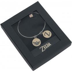 BRACELET THE LEGEND OF ZELDA Z ET TRIFORCE CHARMS - Autres Goodies au prix de 14,95€