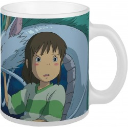 MUG GHIBLI VOYAGE DE CHIHIRO 315ML - Mugs au prix de 9,95€