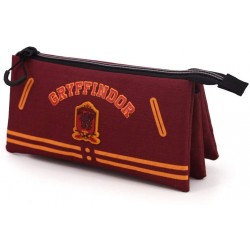 TROUSSE HARRY POTTER GRYFFONDOR LOGO - Papeterie au prix de 9,95€