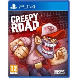 PS4 CREEPY ROAD - Jeux PS4 au prix de 19,95€