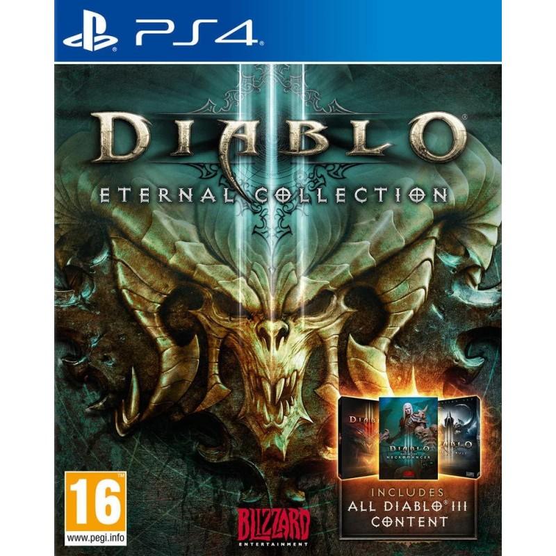 PS4 DIABLO III ETERNAL COLLECTION OCC - Jeux PS4 au prix de 14,95€