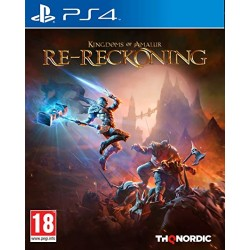 PS4 KINGDOM OF AMALUR RE-RECKONING - Jeux PS4 au prix de 39,95€