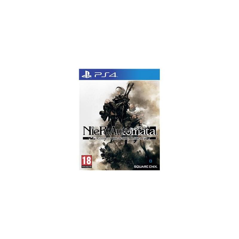 PS4 NIER AUTOMATA GOTY OCC - Jeux PS4 au prix de 19,95€