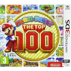 3DS MARIO PARTY THE TOP 100 - Jeux 3DS au prix de 14,95€