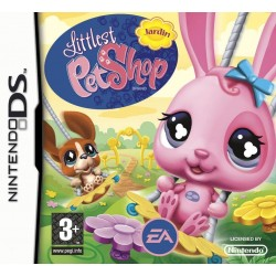 DS LITTLEST PETSHOP JARDIN - Jeux DS au prix de 1,95€