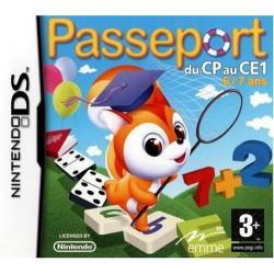 DS PASSEPORT CP AU CE1 - Jeux DS au prix de 4,95€