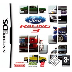 DS FORD RACING 3 - Jeux DS au prix de 2,95€