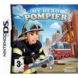 DS MY HERO POMPIER - Jeux DS au prix de 2,95€