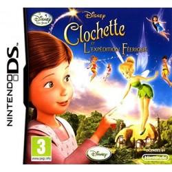 DS CLOCHETTE ET L EXPEDITION FEERIQUE - Jeux DS au prix de 7,95€