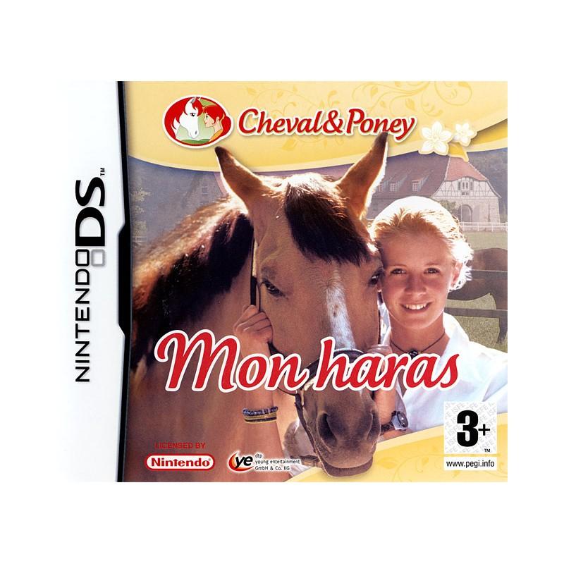 DS MON HARAS - Jeux DS au prix de 2,95€