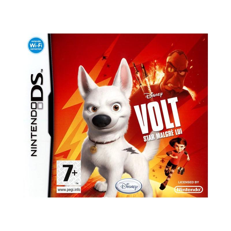 DS VOLT - Jeux DS au prix de 4,95€
