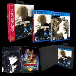 PS4 STREETS OF RAGE 4 LIMITED RUN GENESIS EDITION - Jeux PS4 au prix de 89,95€