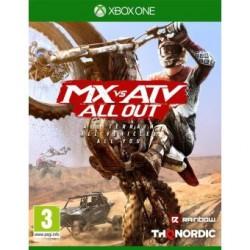XONE MX VS ATC ALL OUT OCC - Jeux Xbox One au prix de 9,95€