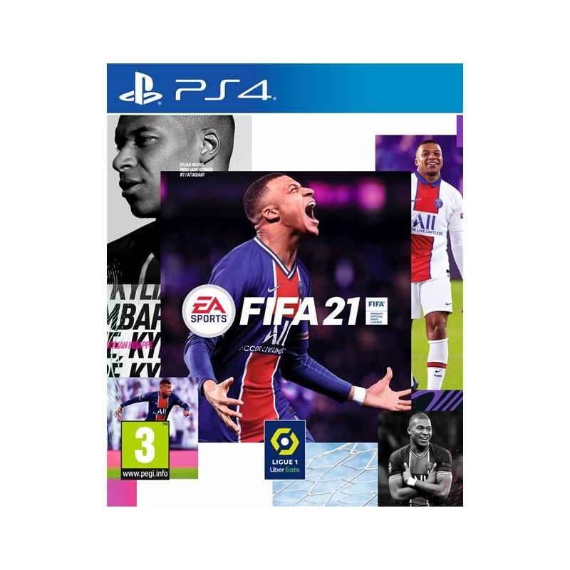 PS4 FIFA 21 - Jeux PS4 au prix de 59,95€