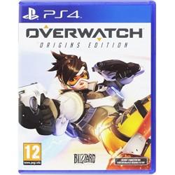 PS4 OVERWATCH - Jeux PS4 au prix de 44,95€