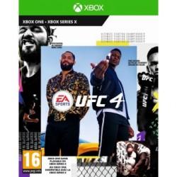 XONE UFC 4 - Jeux Xbox One au prix de 0,00€