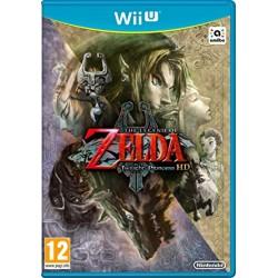 WIU ZELDA TWILIGHT PRINCESS HD - Jeux Wii U au prix de 39,95€