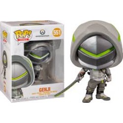 POP OVERWATCH 551 GENJI - Figurines POP au prix de 14,95 €