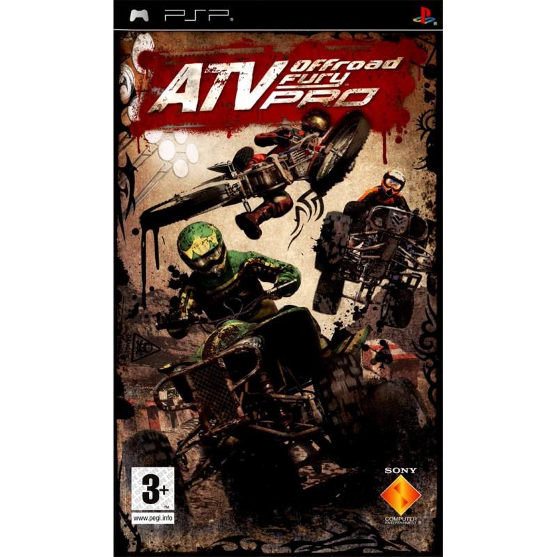 PSP ATV OFFROAD FURY PRO - Jeux PSP au prix de 2,95€