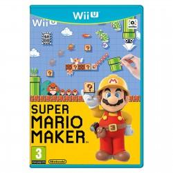 WIU SUPER MARIO MAKER - Jeux Wii U au prix de 19,95€