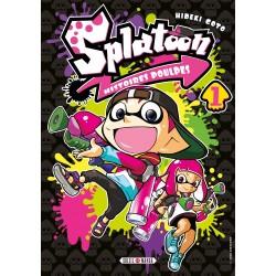 SPLATOON HISTOIRES POULPES T01 - Manga au prix de 7,99€