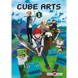 CUBE ARTS T01 - Manga au prix de 7,50€