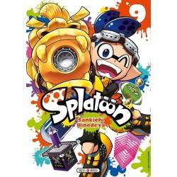 SPLATOON T09 - Manga au prix de 7,99€