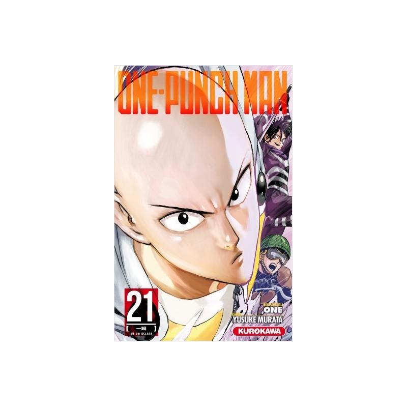 ONE PUNCH MAN T21 - Manga au prix de 6,80€