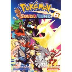 POKEMON SOLEIL LUNE T06 - Manga au prix de 6,80€