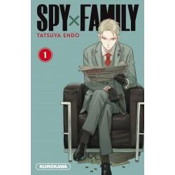 SPY X FAMILY T01 - Manga au prix de 6,90€