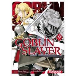 GOBLIN SLAYER T09 - Manga au prix de 7,65€