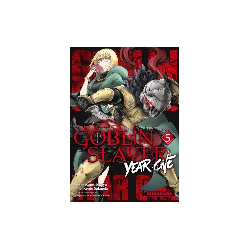 GOBLIN SLAYER YEAR ONE T05 - Manga au prix de 7,65€