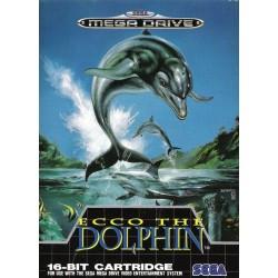 MD ECCO THE DOLPHIN (SANS NOTICE) - Jeux Mega Drive au prix de 6,95€
