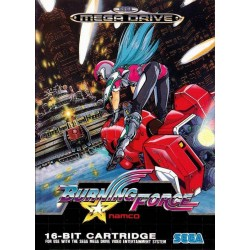 MD BURNING FORCE (SANS NOTICE) - Jeux Mega Drive au prix de 19,95 €