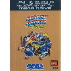 MD CAPTAIN AMERICA AND THE AVENGERS CLASSIC (SANS NOTICE) - Jeux Mega Drive au prix de 14,95€