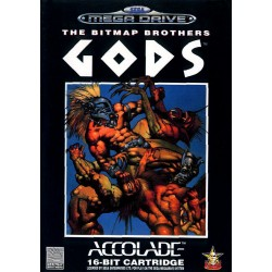 MD GODS - Jeux Mega Drive au prix de 14,95€