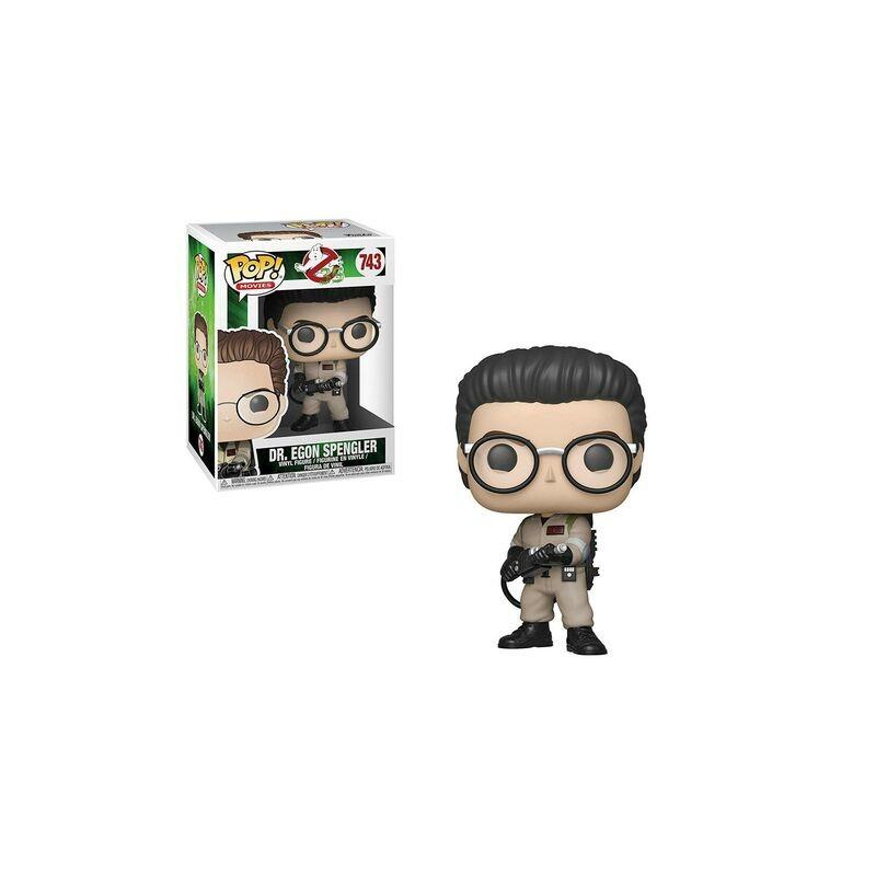 POP GHOSTBUSTERS 743 DR EGON SPLENGLER - Figurines POP au prix de 14,95€