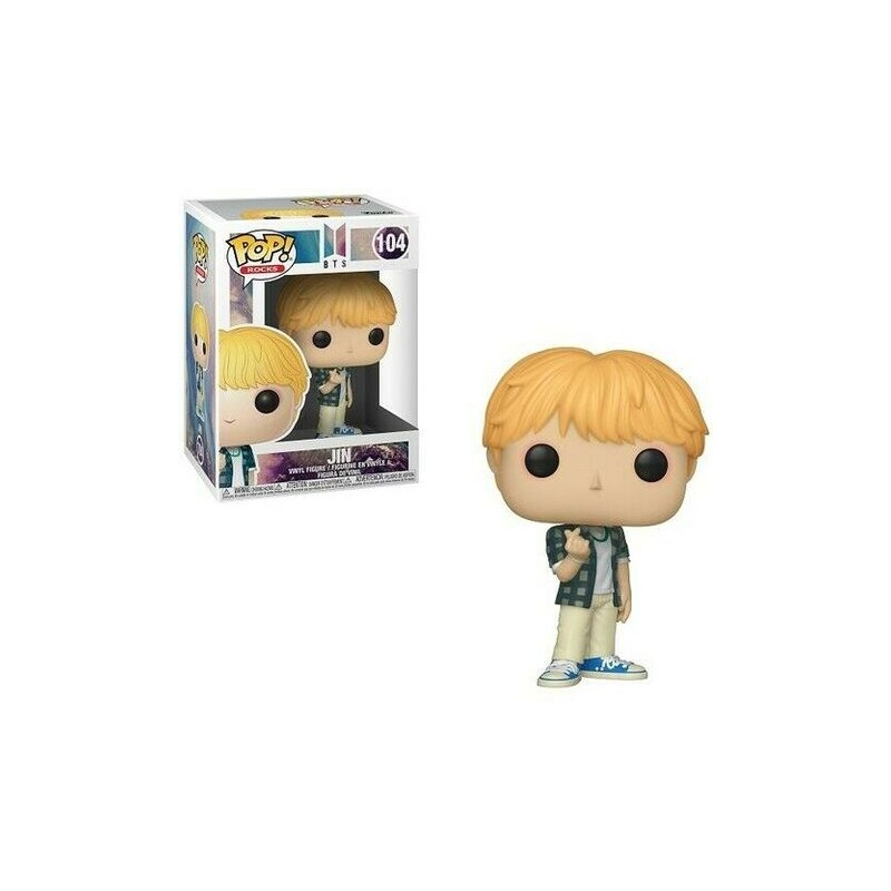POP BTS JIN 104 - Figurines POP au prix de 14,95€