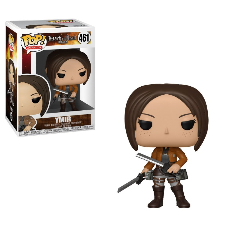 POP ATTACK ON TITAN 461 YMIR - Figurines POP au prix de 14,95 €
