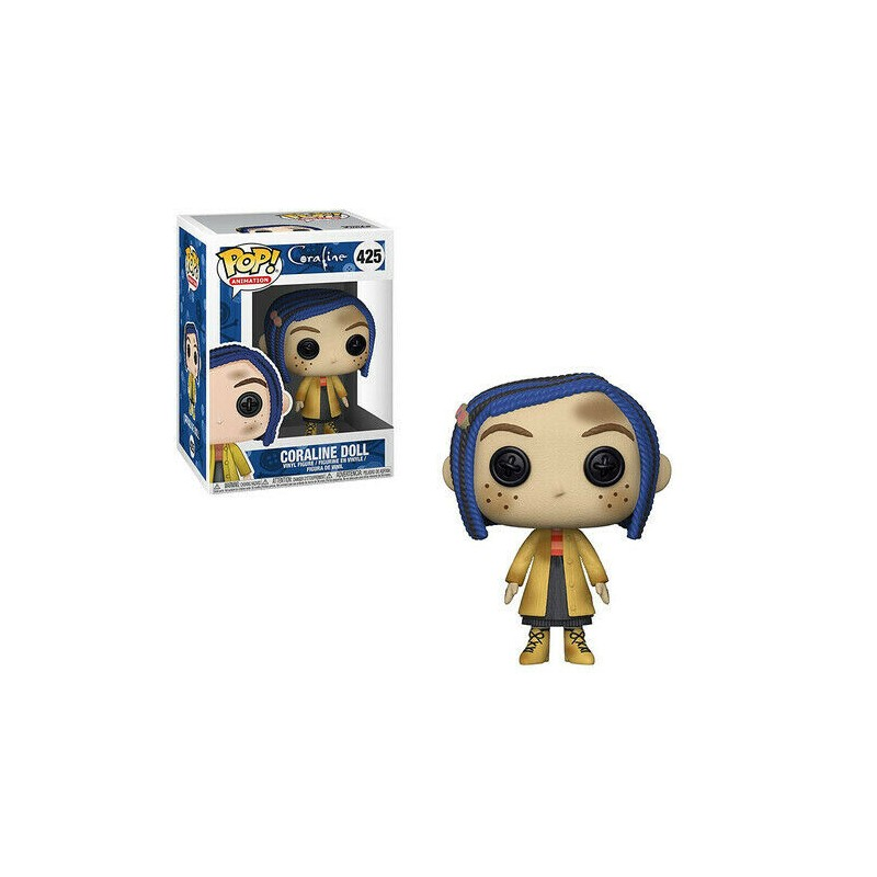 POP CORALINE 425 CORALINE DOLL - Figurines POP au prix de 14,95€