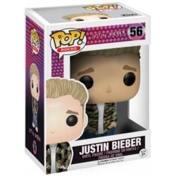 POP JUSTIN BIEBER 56 JUSTIN BIEBER - Figurines POP au prix de 14,95€