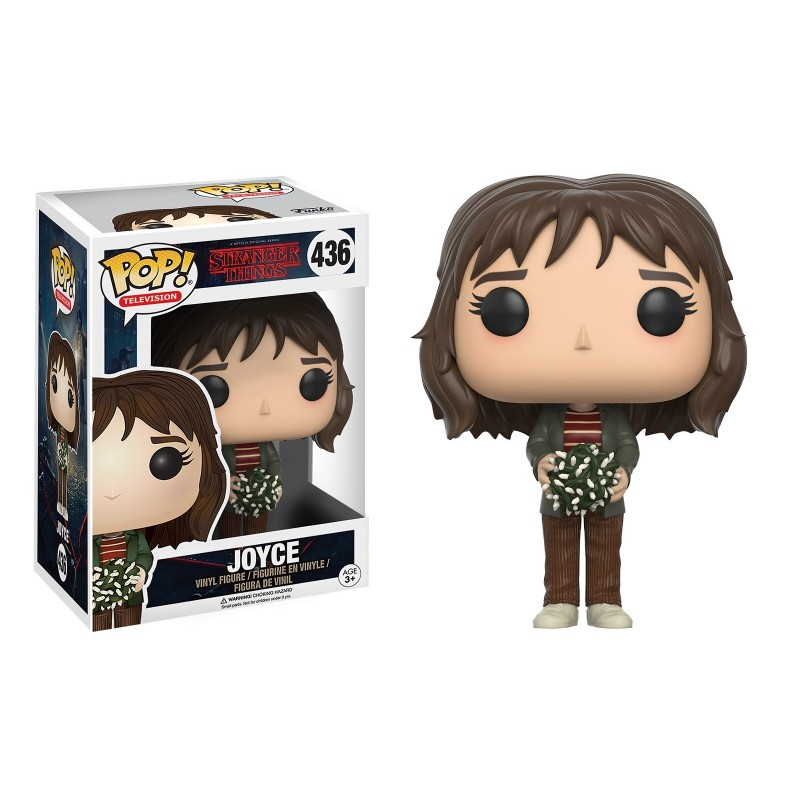POP STRANGER THINGS 436 JOYCE - Figurines POP au prix de 14,95 €