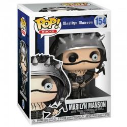 POP MARYLIN MANSON 177 MARILYN MANSON - Figurines POP au prix de 14,95€